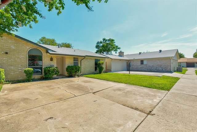 1003 Plover Lane, Arlington, TX 76015 (MLS #14375526) :: Real Estate By Design
