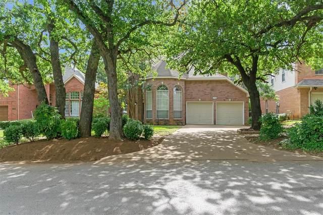 1712 Hood Lane, Grapevine, TX 76051 (MLS #14375527) :: Baldree Home Team