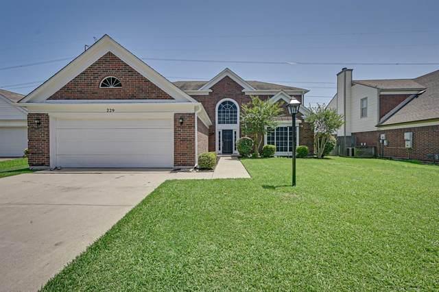 229 Commonwealth Circle, Grand Prairie, TX 75052 (MLS #14375534) :: The Heyl Group at Keller Williams