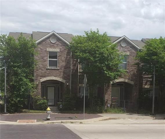 5302 Bexar Street, Dallas, TX 75215 (MLS #14375536) :: Justin Bassett Realty