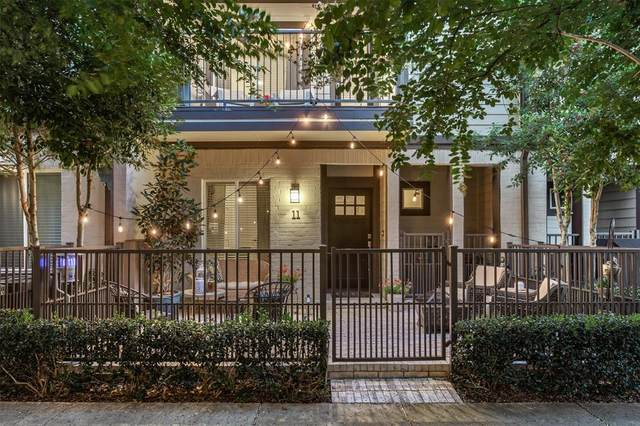 5930 Hudson Street #11, Dallas, TX 75206 (MLS #14375547) :: Results Property Group