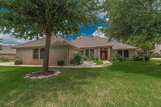 602 Monterrey Court, Granbury, TX 76049 (MLS #14375558) :: Team Tiller