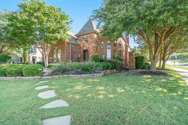 4821 Mcbreyer Place, Fort Worth, TX 76244 (MLS #14375565) :: The Tierny Jordan Network