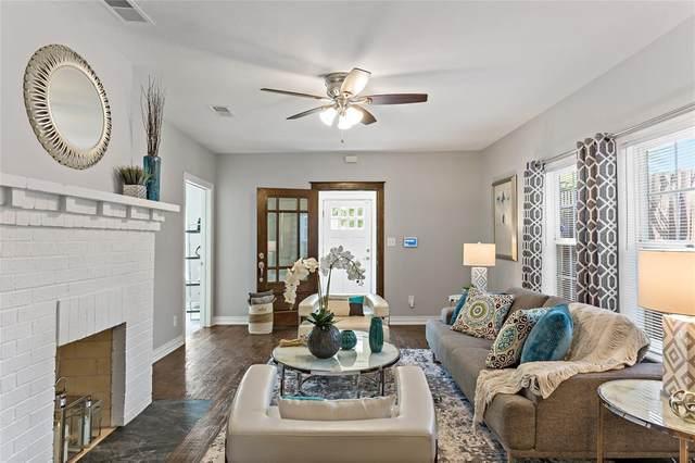 720 Elsbeth Street, Dallas, TX 75208 (MLS #14375604) :: Tenesha Lusk Realty Group