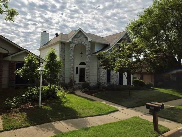 2112 Lavender Lane, Flower Mound, TX 75028 (MLS #14375619) :: Trinity Premier Properties