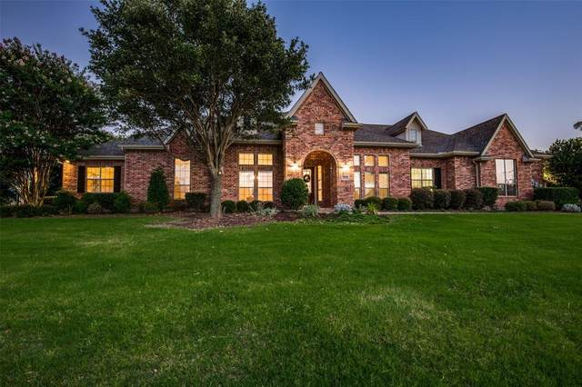 1820 Hammerly Drive, Fairview, TX 75069 (MLS #14375641) :: The Daniel Team