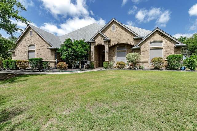 212 Blacktail Court, Azle, TX 76020 (MLS #14375669) :: Tenesha Lusk Realty Group