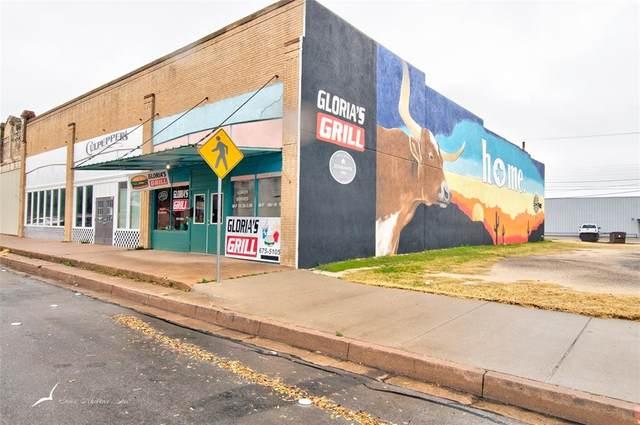 228 Chestnut Street, Abilene, TX 79602 (#14375682) :: Homes By Lainie Real Estate Group