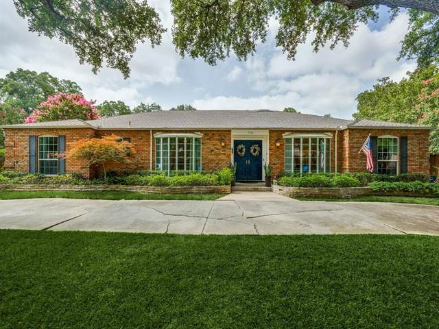 7118 Glendora Avenue, Dallas, TX 75230 (MLS #14375688) :: The Chad Smith Team
