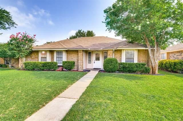 2023 Lansdown Drive, Carrollton, TX 75010 (MLS #14375708) :: EXIT Realty Elite