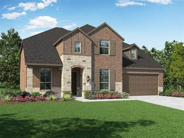 2003 Goldfinch Lane, Wylie, TX 75098 (MLS #14375712) :: Baldree Home Team
