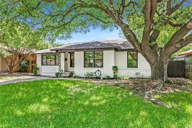 10340 Estacado Drive, Dallas, TX 75228 (MLS #14375718) :: Justin Bassett Realty