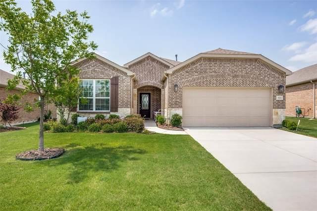 8067 Reservoir Drive, Frisco, TX 75036 (MLS #14375720) :: Tenesha Lusk Realty Group