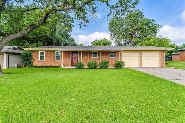 6817 Valhalla Road, Fort Worth, TX 76116 (MLS #14375727) :: Tenesha Lusk Realty Group