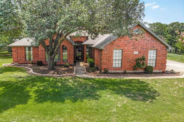 2512 Jewett Road, Burleson, TX 76028 (MLS #14375741) :: Baldree Home Team