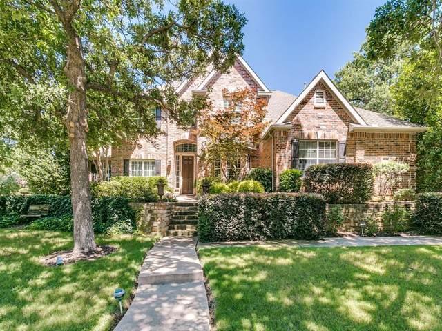 3004 Native Oak Drive, Flower Mound, TX 75022 (MLS #14375746) :: Baldree Home Team