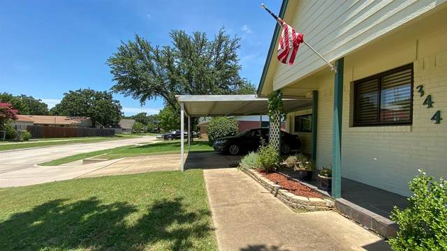 344 S Shore Place, Lewisville, TX 75067 (MLS #14375762) :: The Kimberly Davis Group