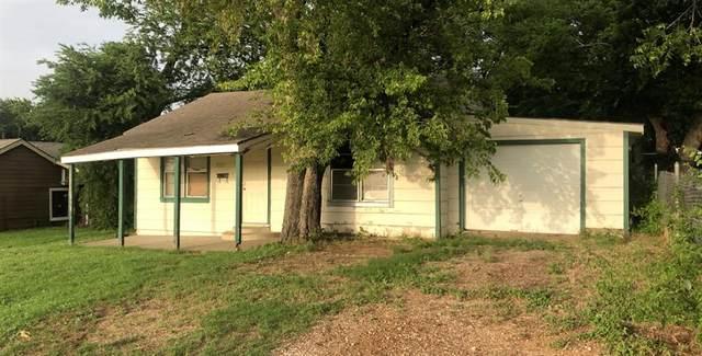 3133 Bonnie Drive, Fort Worth, TX 76116 (MLS #14375765) :: Team Hodnett
