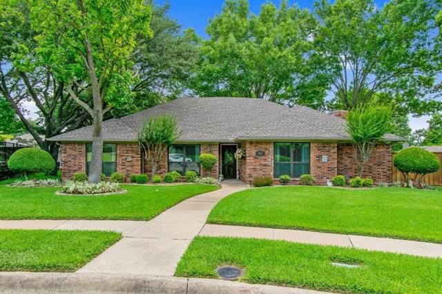 2605 Schooner Drive, Plano, TX 75074 (MLS #14375792) :: The Chad Smith Team