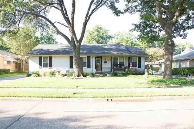 623 Stardust Lane, Richardson, TX 75080 (MLS #14375800) :: Team Tiller