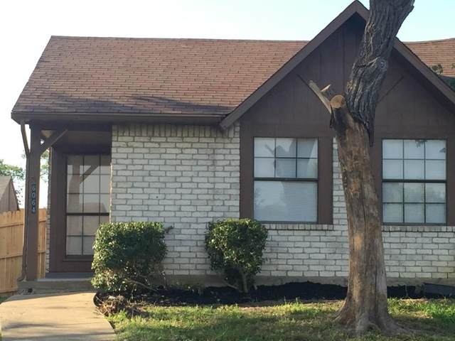 6064 Mcafee Drive, The Colony, TX 75056 (MLS #14375809) :: The Kimberly Davis Group