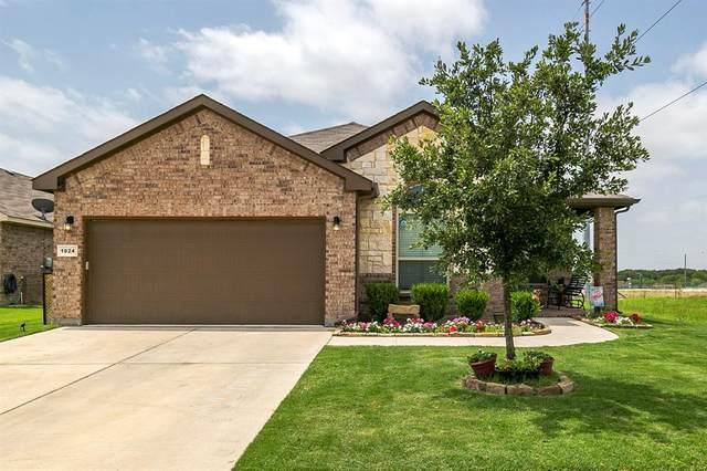 1024 Doe Meadow Drive, Fort Worth, TX 76028 (MLS #14375821) :: Baldree Home Team