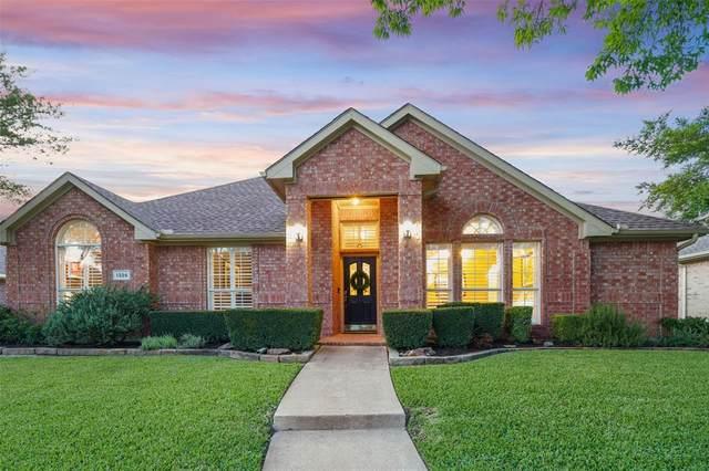 1326 Lighthouse Lane, Allen, TX 75013 (MLS #14375823) :: The Good Home Team