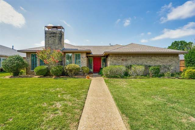 3912 Fall Wheat Drive, Plano, TX 75075 (MLS #14375838) :: The Heyl Group at Keller Williams