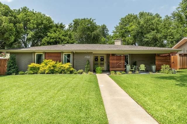 2924 Whitemarsh Circle, Richardson, TX 75080 (MLS #14375892) :: Robbins Real Estate Group