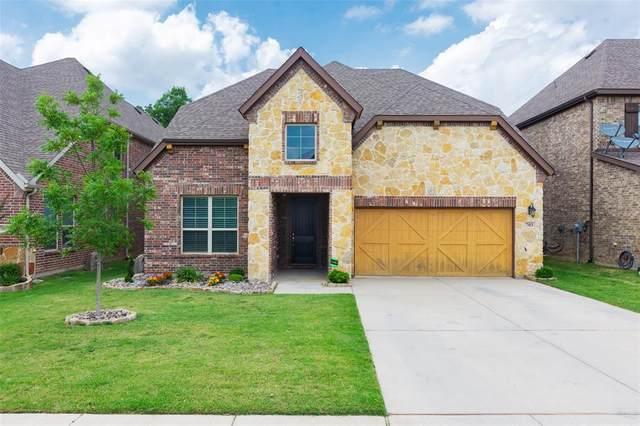 703 Acadia Street, Mansfield, TX 76063 (MLS #14375903) :: Tenesha Lusk Realty Group