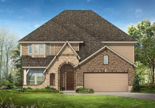 1005 Palo Oaks Drive, Burleson, TX 76028 (MLS #14375913) :: Baldree Home Team