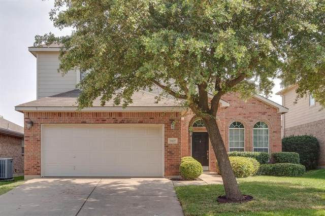 11637 Maddie Avenue, Fort Worth, TX 76244 (MLS #14375928) :: Real Estate By Design