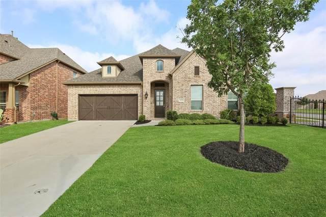 3321 Brunby Court, Celina, TX 75009 (MLS #14375935) :: Tenesha Lusk Realty Group