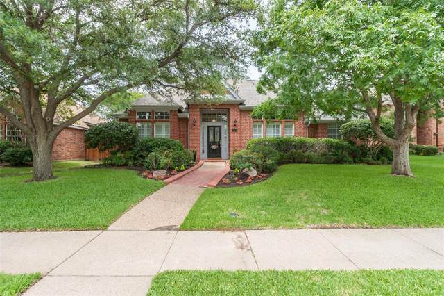 918 Brown Trail, Coppell, TX 75019 (MLS #14375956) :: Tenesha Lusk Realty Group
