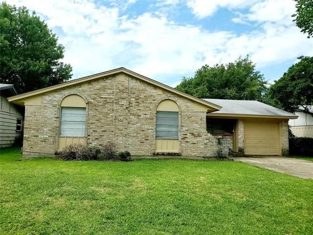 409 Hawthorne Lane, Grand Prairie, TX 75052 (MLS #14375957) :: RE/MAX Landmark