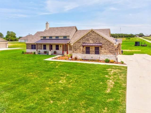 109 Consolation Drive, Millsap, TX 76066 (MLS #14375962) :: RE/MAX Pinnacle Group REALTORS