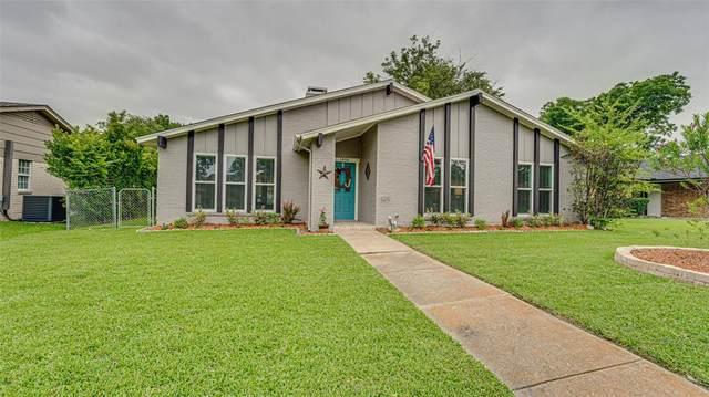 1406 Kingsbridge Drive, Garland, TX 75044 (MLS #14375978) :: All Cities USA Realty