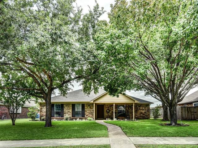 3613 Dorchester Drive, Rowlett, TX 75088 (MLS #14375985) :: Robbins Real Estate Group