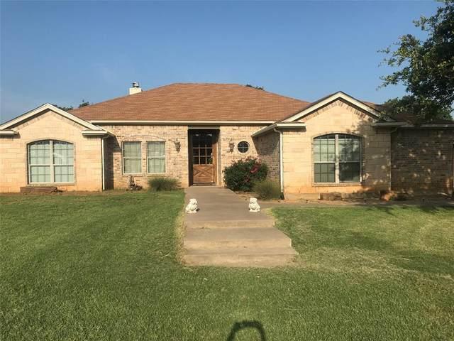 3062 S Fm 1191, Bryson, TX 76427 (MLS #14375991) :: The Kimberly Davis Group