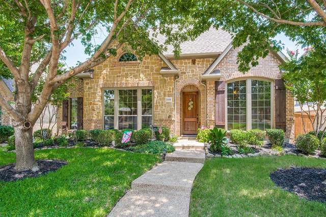 2110 Chambers Drive, Allen, TX 75013 (MLS #14376002) :: The Heyl Group at Keller Williams