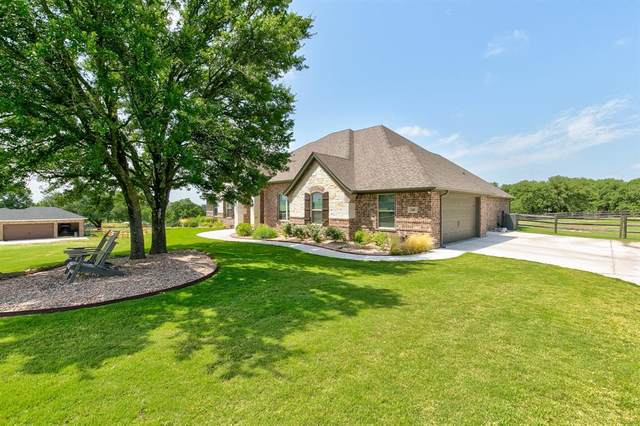 108 Maverick Court, Granbury, TX 76049 (MLS #14376003) :: The Tierny Jordan Network
