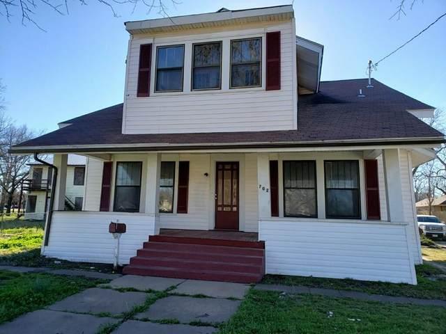 702 S Montgomery Street, Sherman, TX 75090 (MLS #14376009) :: The Heyl Group at Keller Williams