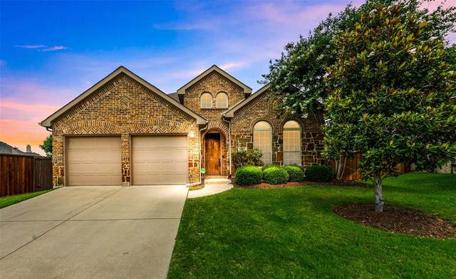 3412 Beaver Creek Lane, Mckinney, TX 75070 (MLS #14376011) :: Justin Bassett Realty