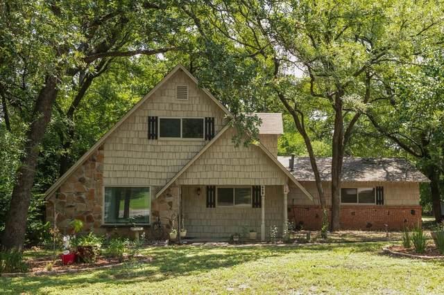 625 Ponderosa Drive, Hurst, TX 76053 (MLS #14376023) :: The Hornburg Real Estate Group