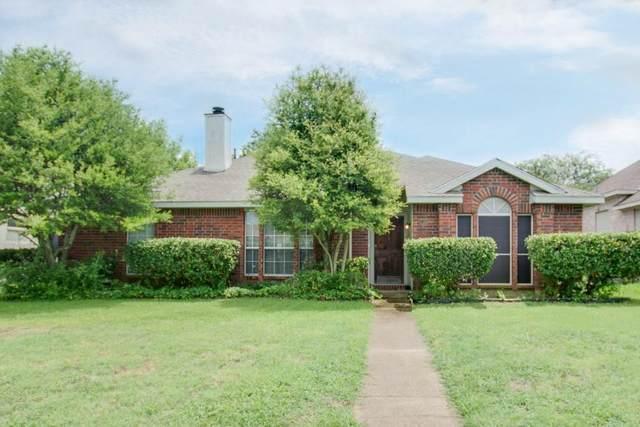 716 Beechwood Drive, Desoto, TX 75115 (MLS #14376063) :: Robbins Real Estate Group