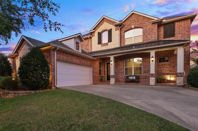 1536 Terrace Drive, Lantana, TX 76226 (MLS #14376074) :: The Kimberly Davis Group