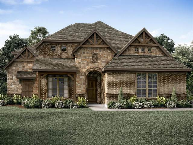 508 Sandia Park Drive, Burleson, TX 76028 (MLS #14376080) :: The Mitchell Group