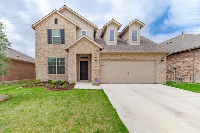 212 Darlington Trail, Fort Worth, TX 76131 (MLS #14376113) :: Trinity Premier Properties