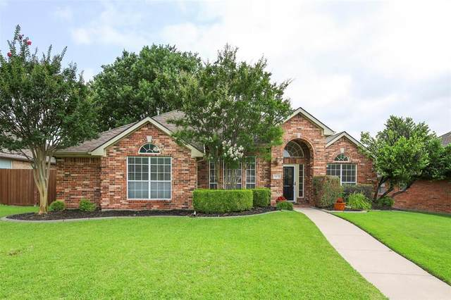 2409 Trailwest Lane, Plano, TX 75025 (MLS #14376125) :: Baldree Home Team