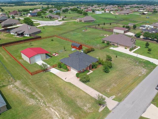 216 Heather Lane, Decatur, TX 76234 (MLS #14376132) :: The Kimberly Davis Group